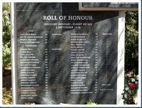 Rhodesian Memorial 144