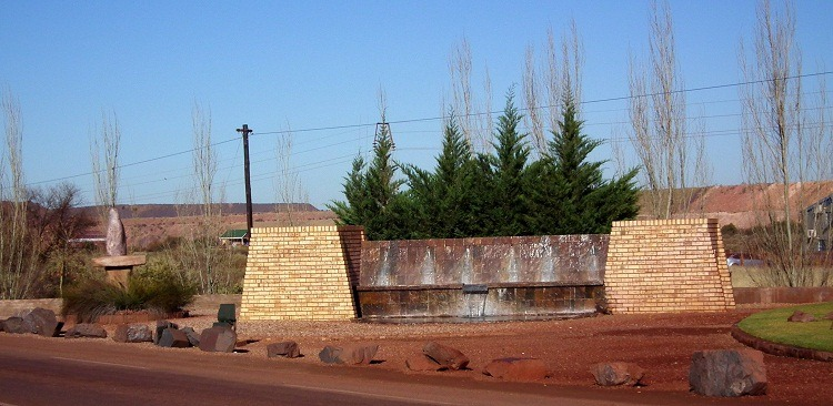 Kathu South Africa  City pictures : Kumba Iron Ore Mine… Sishen, South Africa. | The Photographic ...