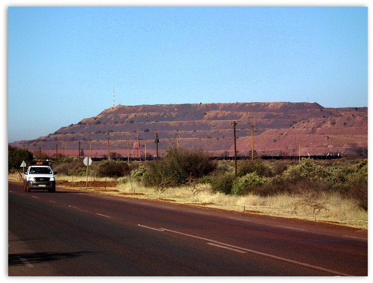 Kathu South Africa  City new picture : Kumba Iron Ore Mine… Sishen, South Africa. | The Photographic ...