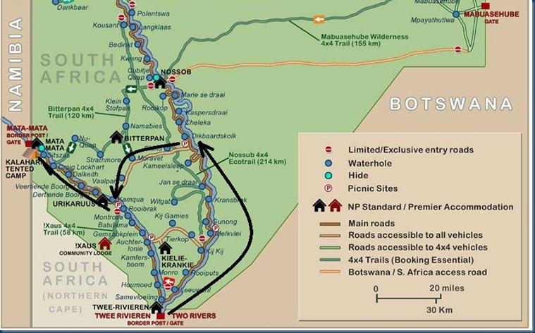 map-kgalagadi-transfrontier 1