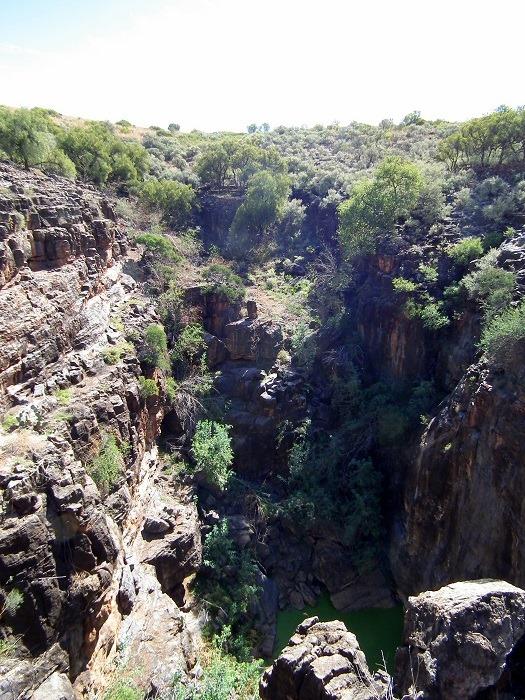Boesmansgat boesmansgat.. or bushman's hole.. the photographic journey ...