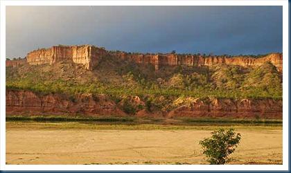 Chilojo-cliffs